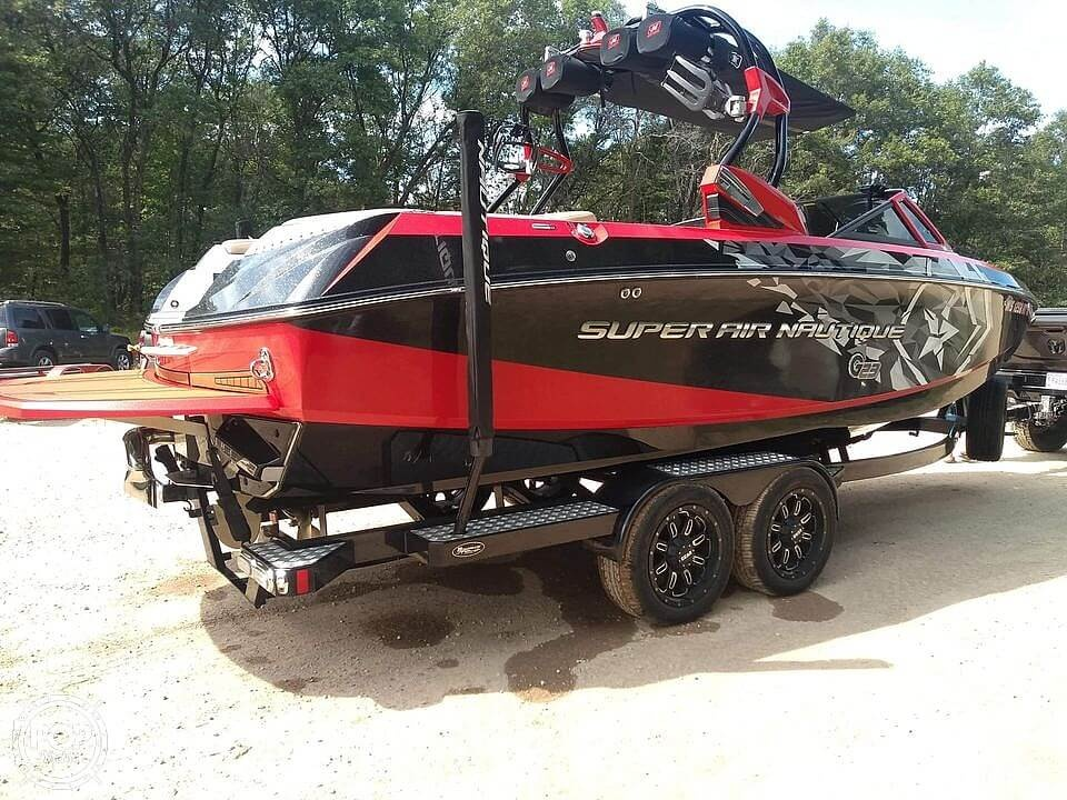 2015 Nautique boat for sale, model of the boat is 23 & Image # 2 of 10