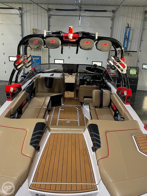 2015 Nautique boat for sale, model of the boat is 23 & Image # 4 of 10