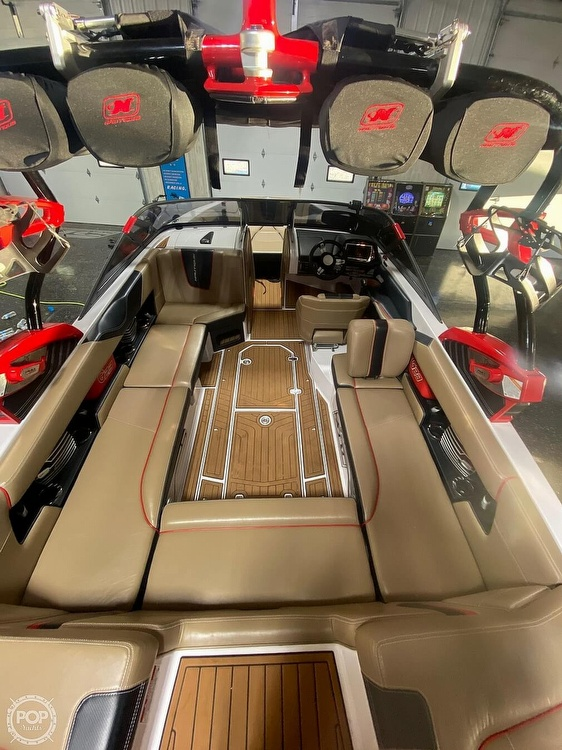 2015 Nautique boat for sale, model of the boat is 23 & Image # 5 of 10