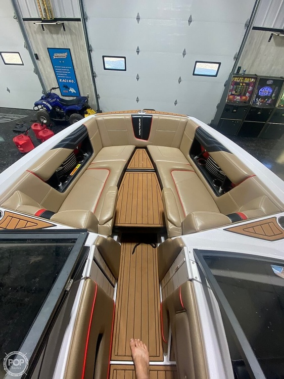 2015 Nautique boat for sale, model of the boat is 23 & Image # 8 of 10