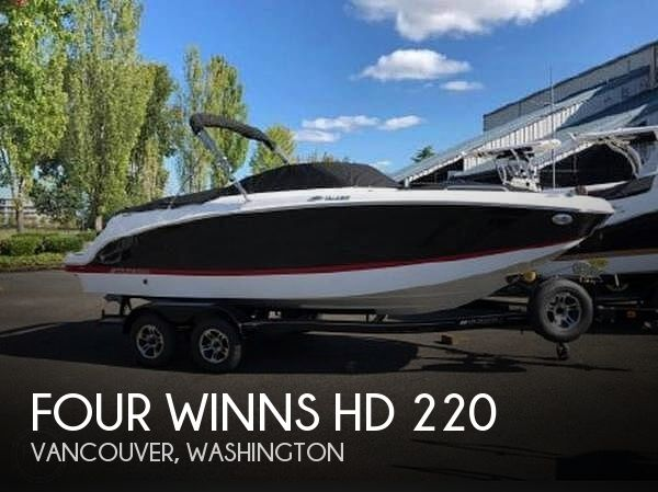 Used Four Winns 20 Boats For Sale by owner | 2019 Four Winns HD 220