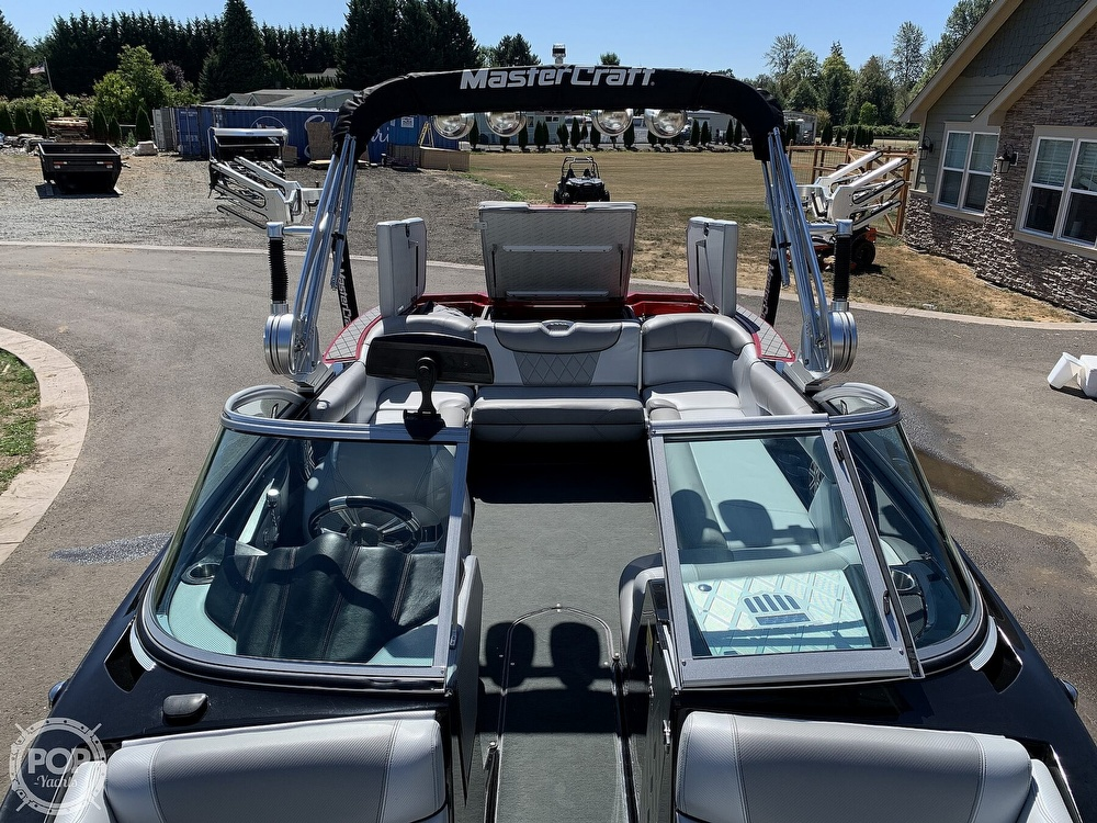 2013 Mastercraft boat for sale, model of the boat is X-30 & Image # 16 of 40