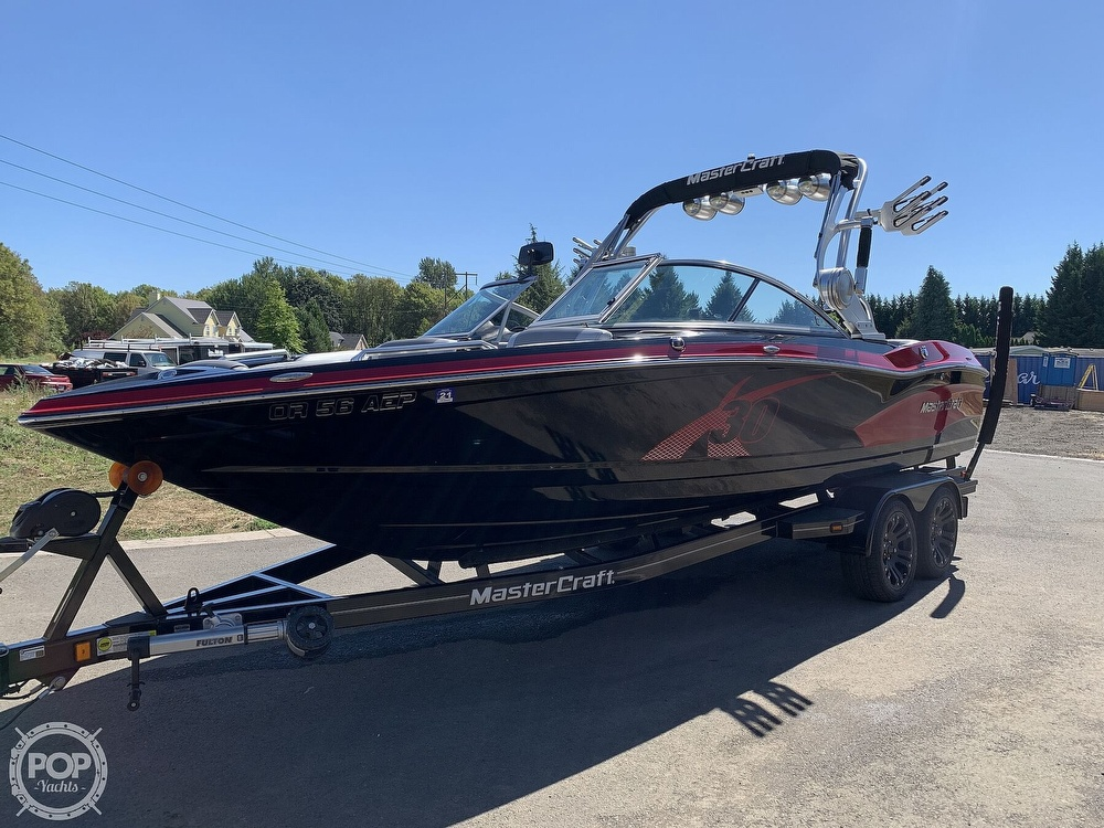 2013 Mastercraft boat for sale, model of the boat is X-30 & Image # 6 of 40