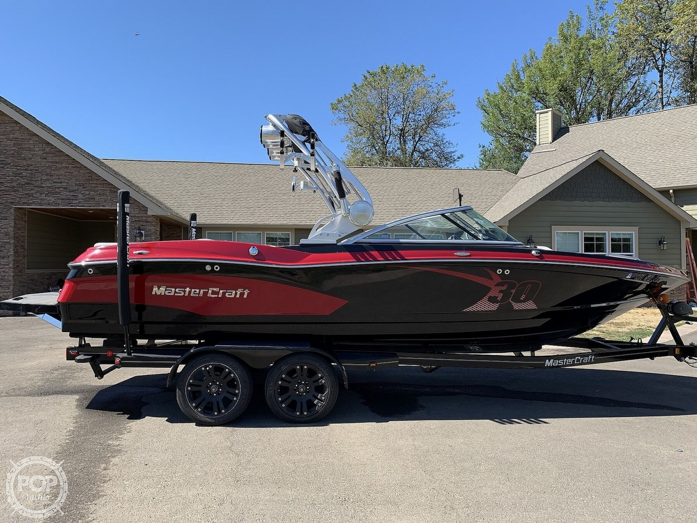 2013 Mastercraft boat for sale, model of the boat is X-30 & Image # 11 of 40