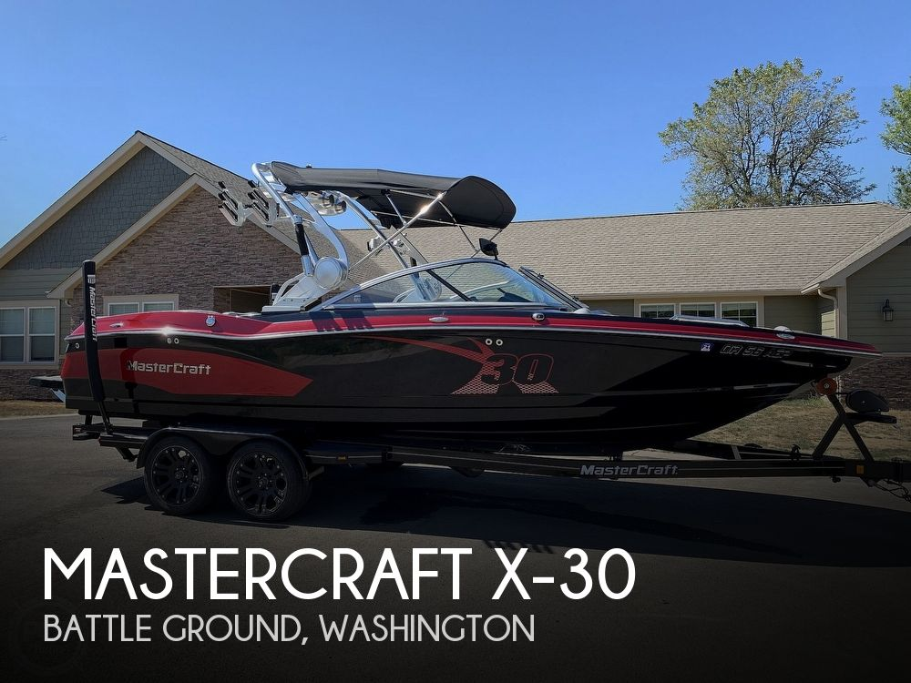 2013 MASTERCRAFT X 30 for sale