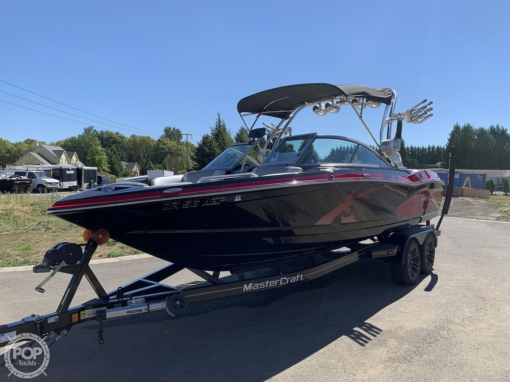 2013 Mastercraft boat for sale, model of the boat is X-30 & Image # 5 of 40