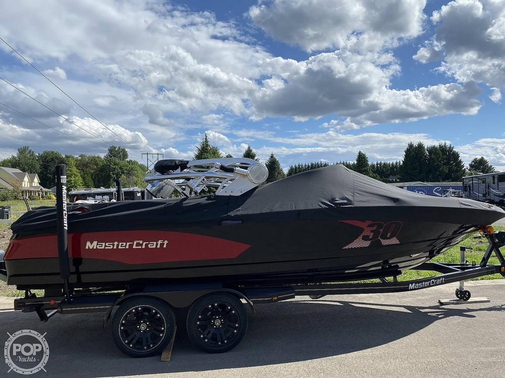 2013 Mastercraft boat for sale, model of the boat is X-30 & Image # 15 of 40