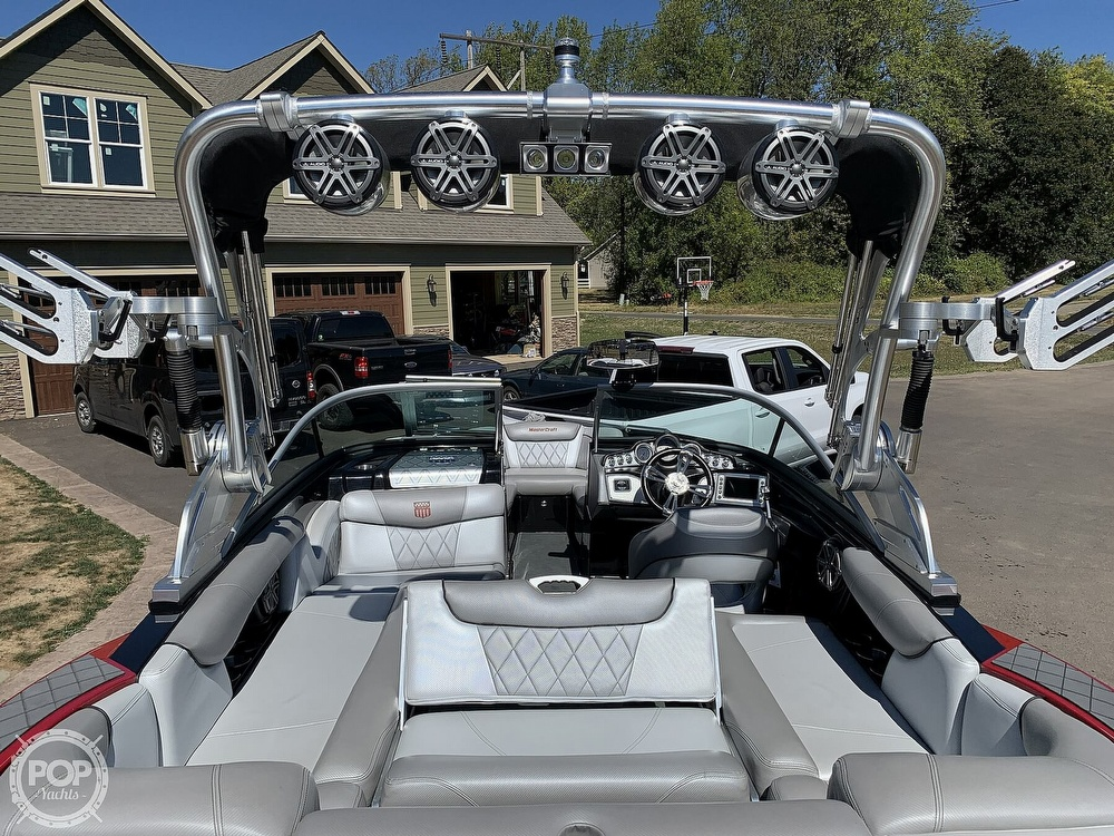 2013 Mastercraft boat for sale, model of the boat is X-30 & Image # 38 of 40