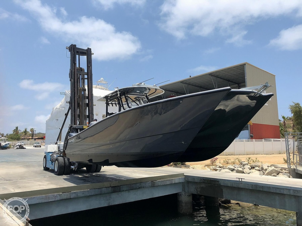2016 Freeman boat for sale, model of the boat is 34VH & Image # 3 of 31