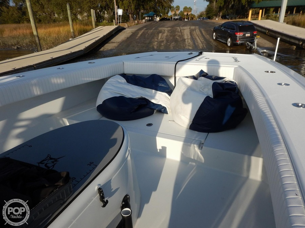 2016 Freeman boat for sale, model of the boat is 34VH & Image # 7 of 31
