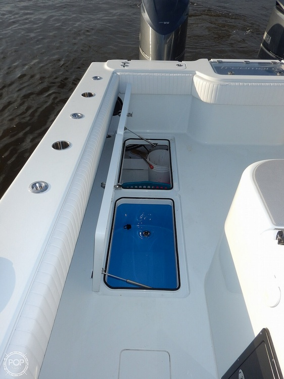 2016 Freeman boat for sale, model of the boat is 34VH & Image # 10 of 31