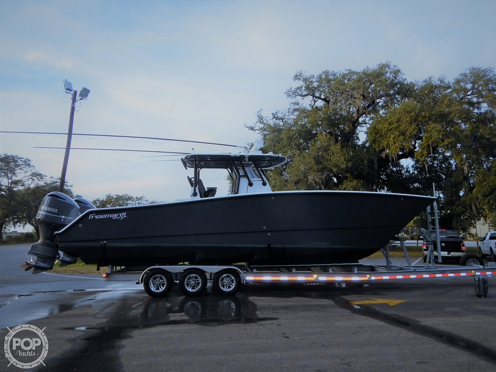 2016 Freeman boat for sale, model of the boat is 34VH & Image # 13 of 31
