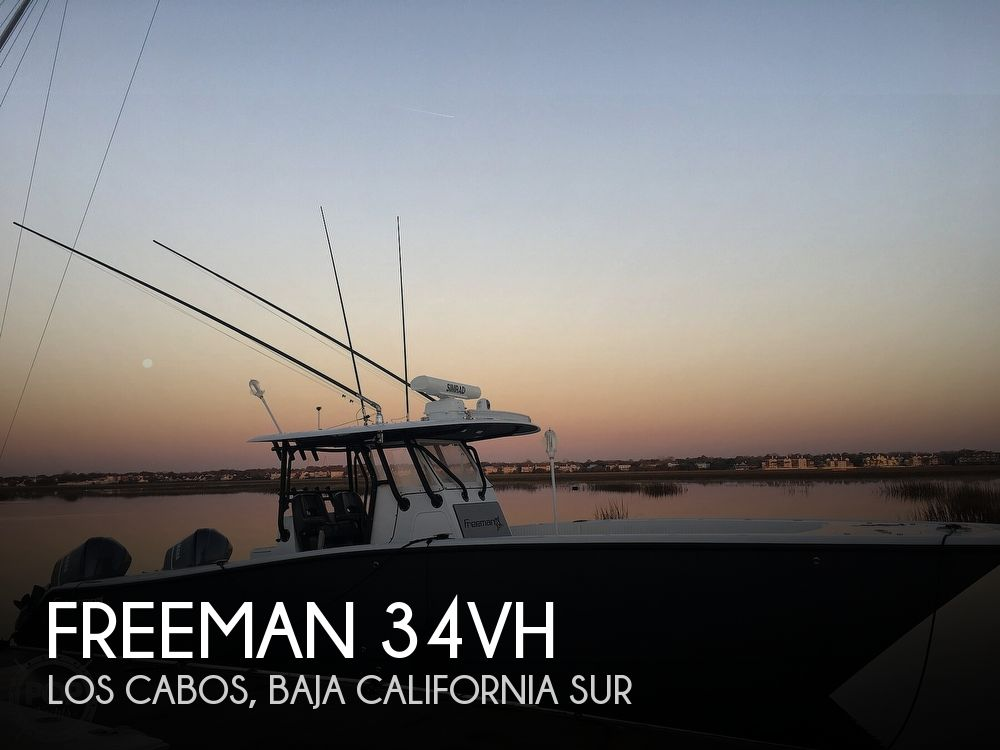 Used Boats For Sale by owner | 2016 Freeman 34VH