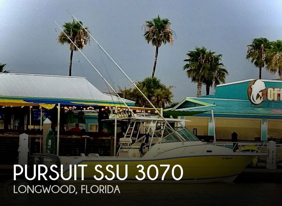 Used Pursuit Boats For Sale by owner | 2002 Pursuit SSU 3070