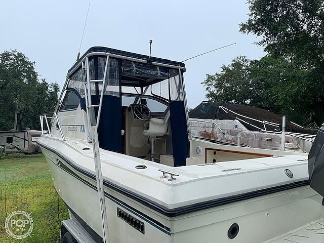 1986 Stamas boat for sale, model of the boat is 255 & Image # 24 of 41