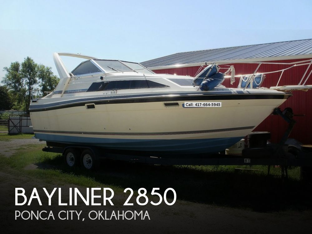 1986 Bayliner boat for sale, model of the boat is 2850 Contessa & Image # 1 of 15