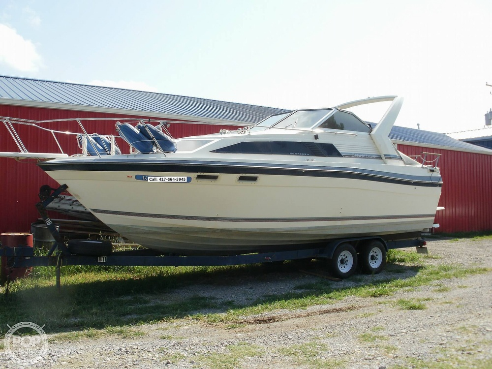 1986 Bayliner boat for sale, model of the boat is 2850 Contessa & Image # 3 of 15