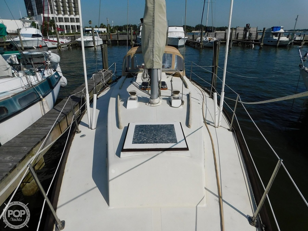 1977 Tartan boat for sale, model of the boat is 34C & Image # 10 of 40