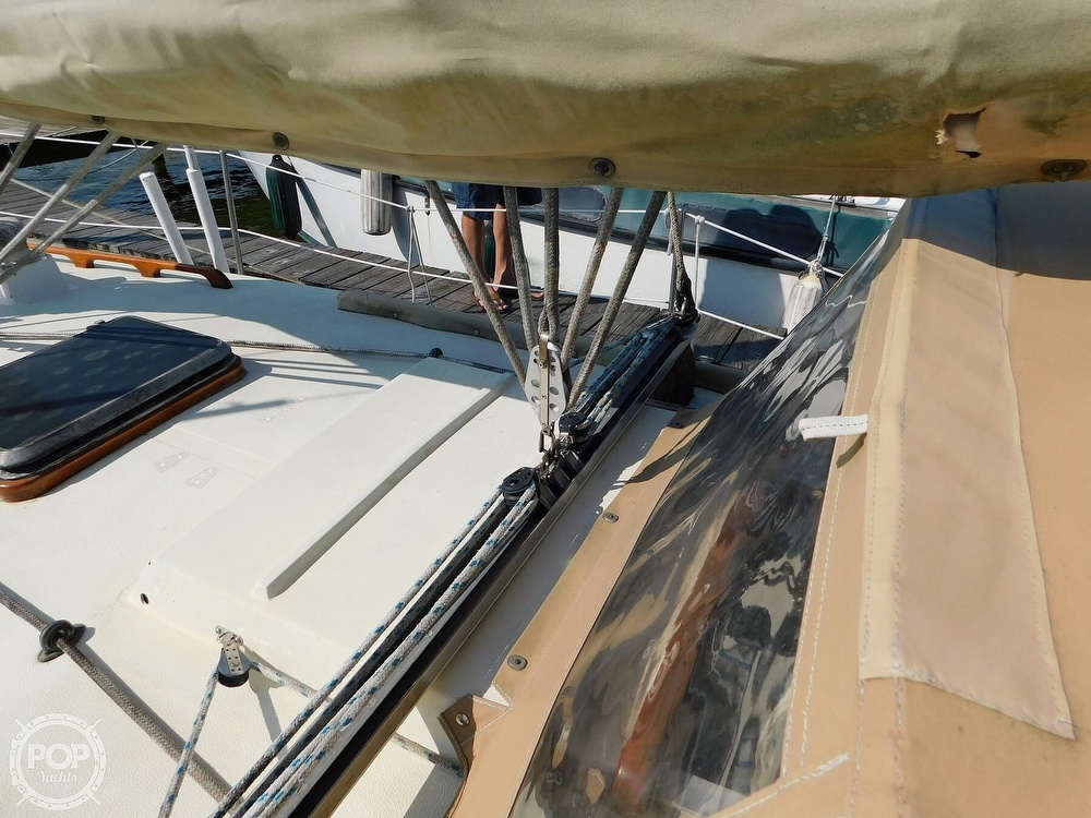 1977 Tartan boat for sale, model of the boat is 34C & Image # 37 of 40