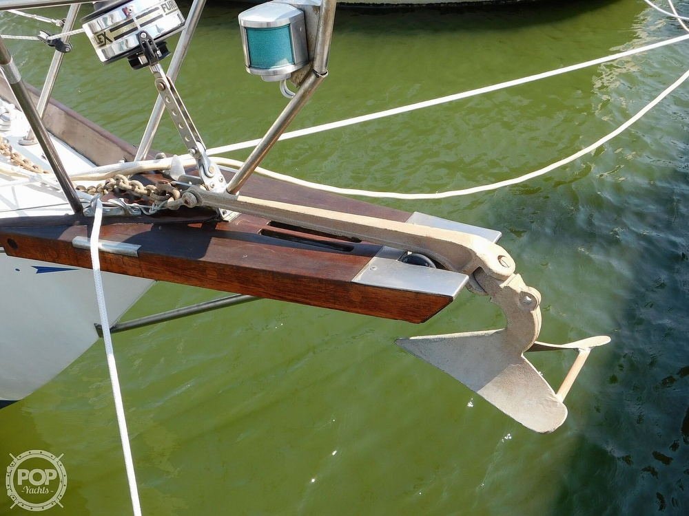 1977 Tartan boat for sale, model of the boat is 34C & Image # 12 of 40
