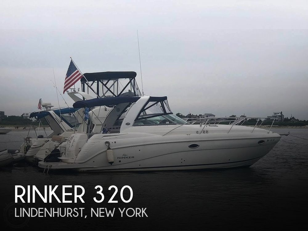 Used Rinker 320 Boats For Sale by owner | 2008 Rinker 320