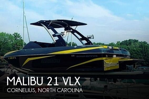 Used Boats For Sale in Charlotte, North Carolina by owner | 2017 Malibu 21 VLX