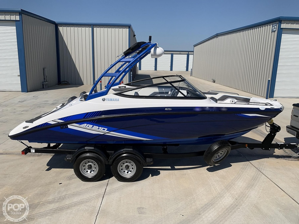 2020 Yamaha boat for sale, model of the boat is AR210 & Image # 4 of 40