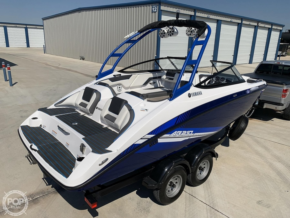 2020 Yamaha boat for sale, model of the boat is AR210 & Image # 6 of 40
