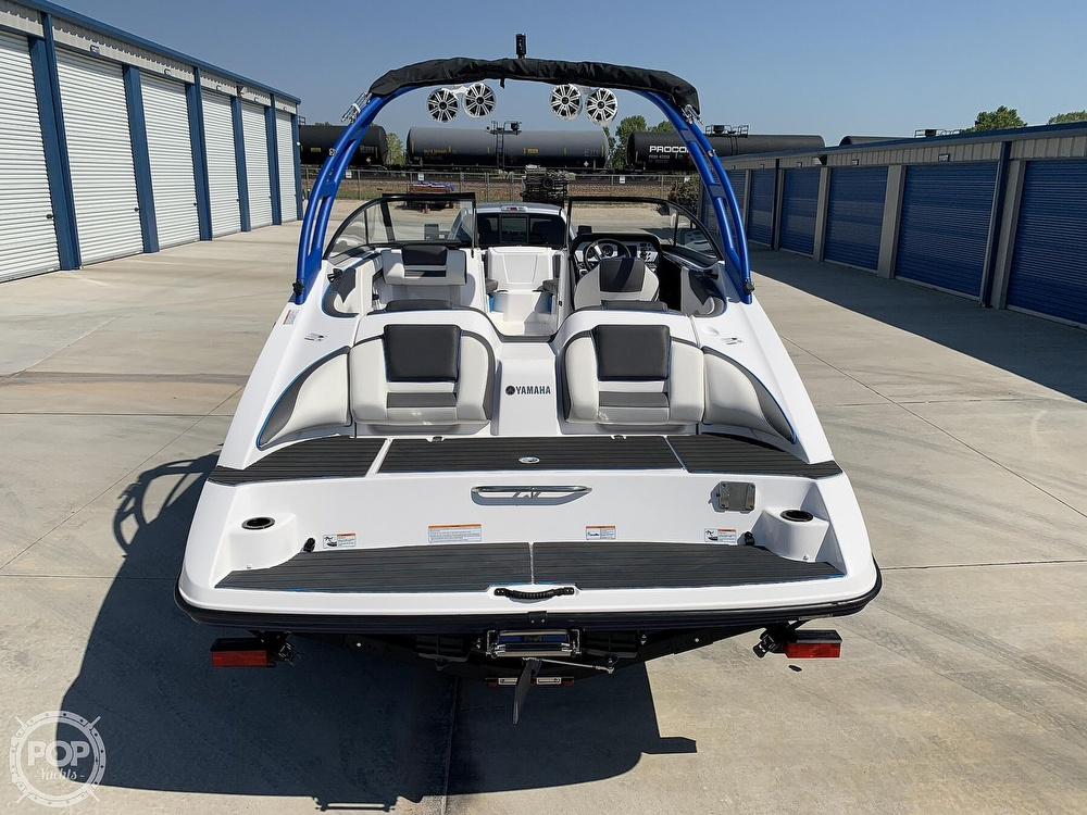 2020 Yamaha boat for sale, model of the boat is AR210 & Image # 7 of 40