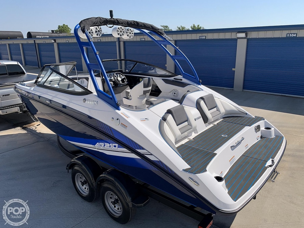 2020 Yamaha boat for sale, model of the boat is AR210 & Image # 8 of 40