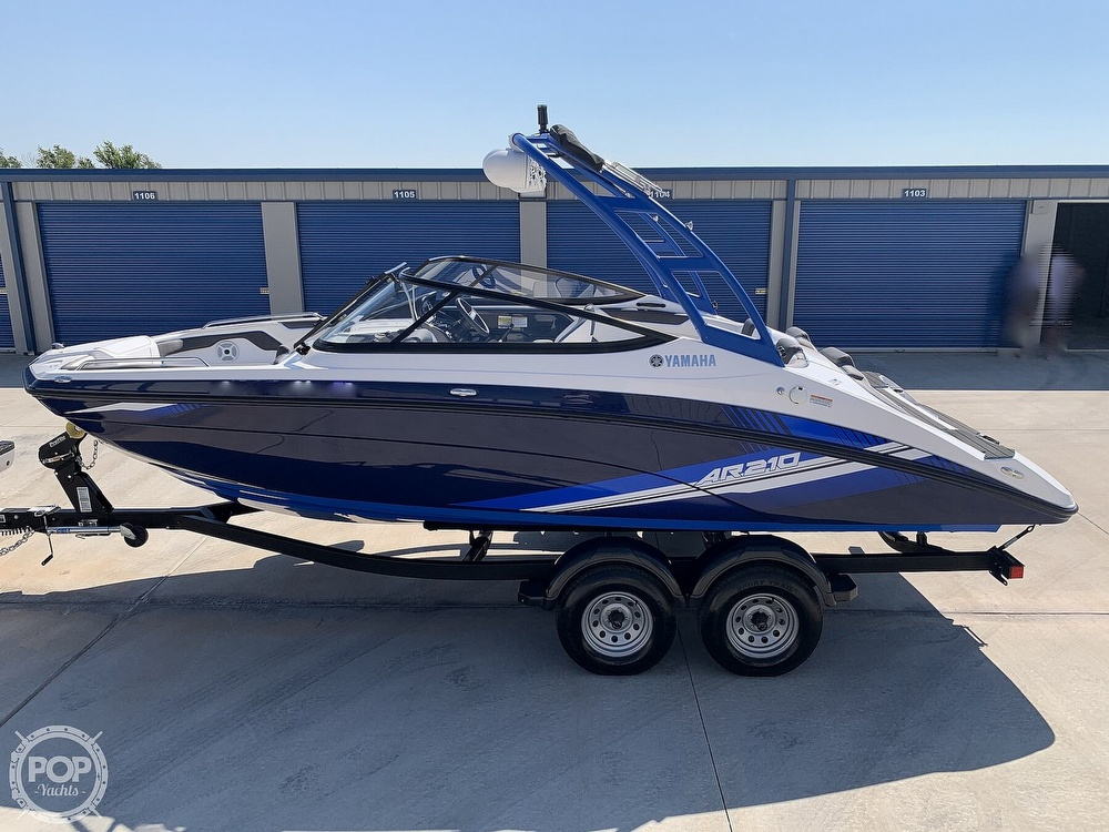 2020 Yamaha boat for sale, model of the boat is AR210 & Image # 9 of 40