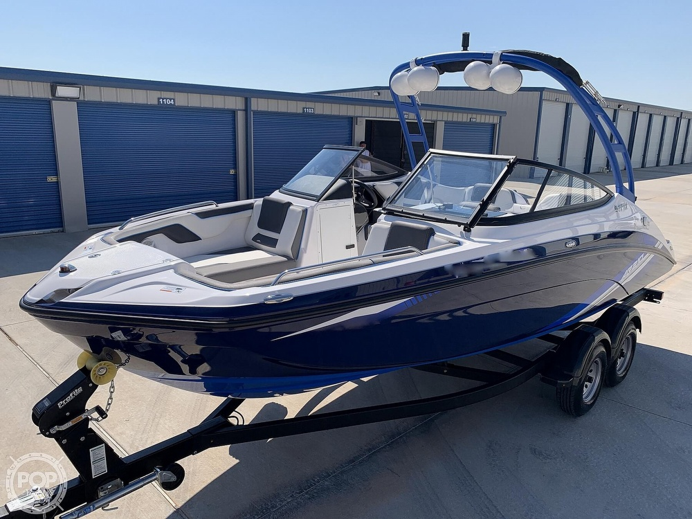 2020 Yamaha boat for sale, model of the boat is AR210 & Image # 10 of 40