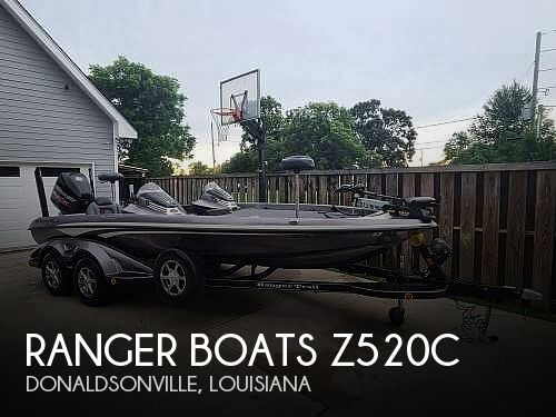 Used Ranger Boats For Sale by owner | 2016 Ranger Boats Z520C Dc