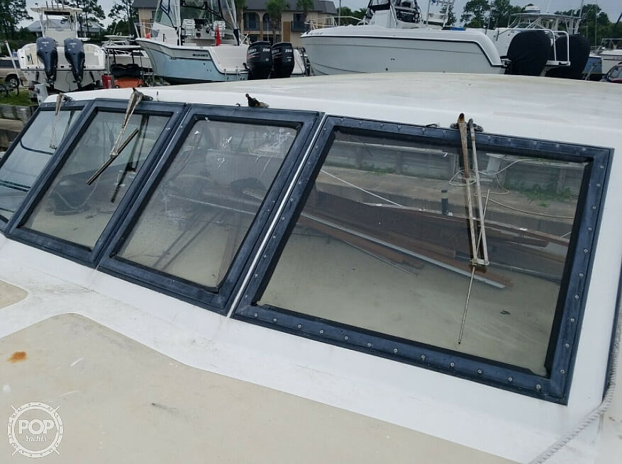 1984 Stuart boat for sale, model of the boat is 45 & Image # 3 of 15