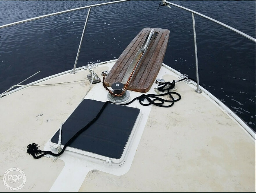 1984 Stuart boat for sale, model of the boat is 45 & Image # 4 of 15