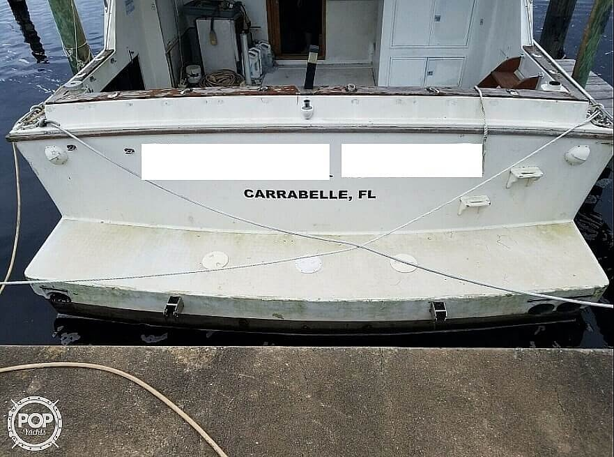 1984 Stuart boat for sale, model of the boat is 45 & Image # 14 of 15