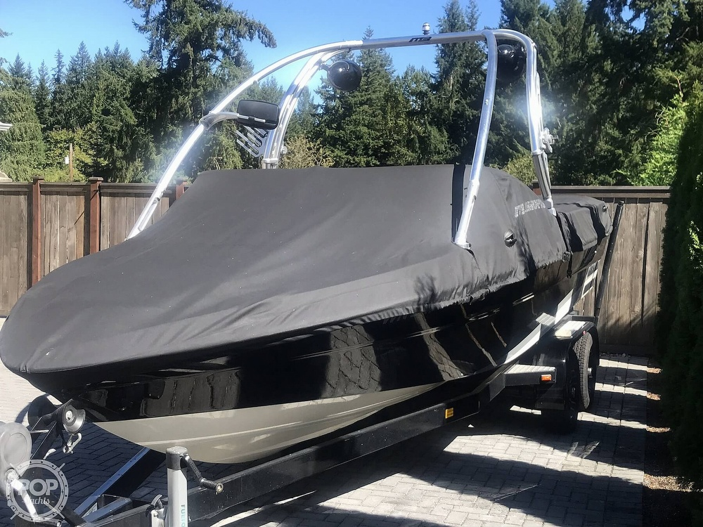 2012 MB Sports boat for sale, model of the boat is B52 Widebody 23 & Image # 11 of 40