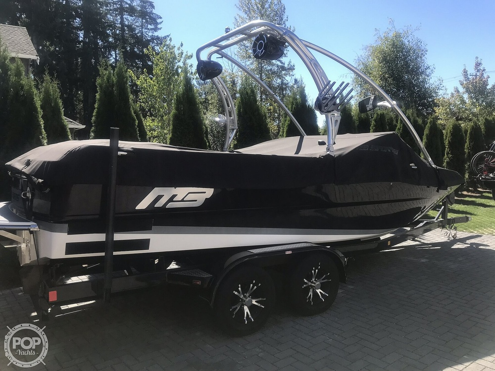 2012 MB Sports boat for sale, model of the boat is B52 Widebody 23 & Image # 13 of 40