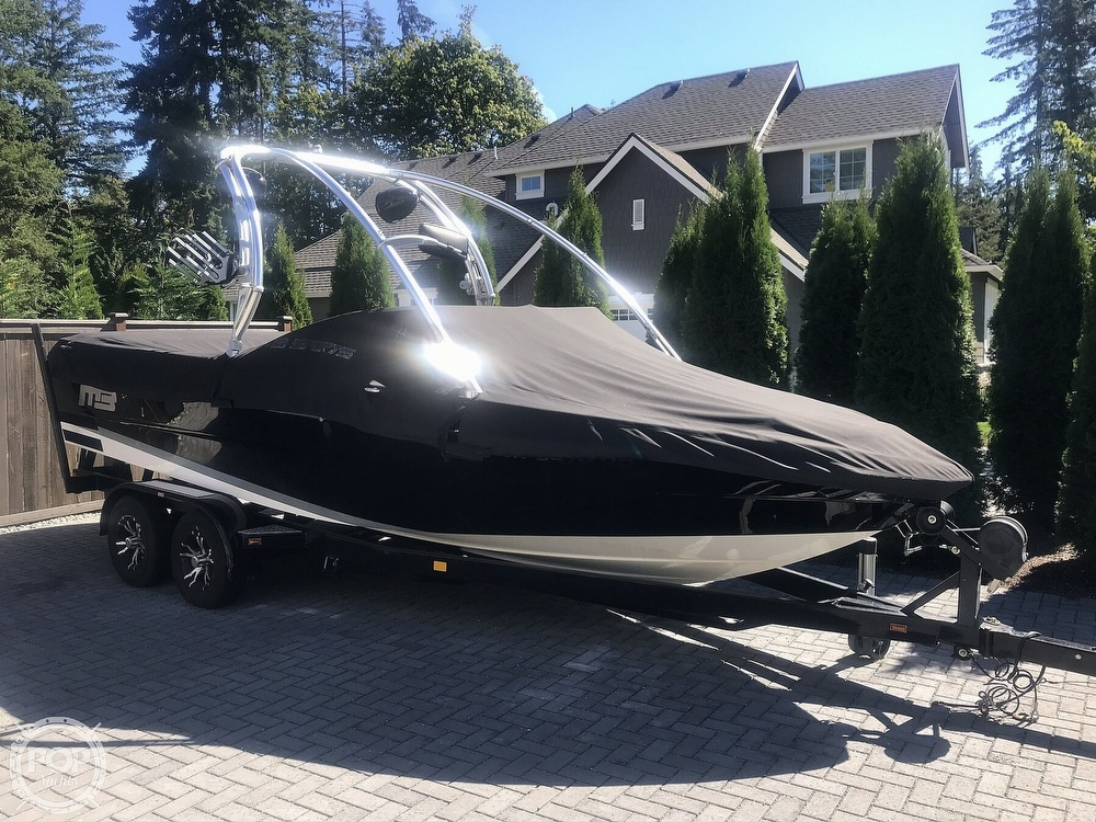 2012 MB Sports boat for sale, model of the boat is B52 Widebody 23 & Image # 14 of 40
