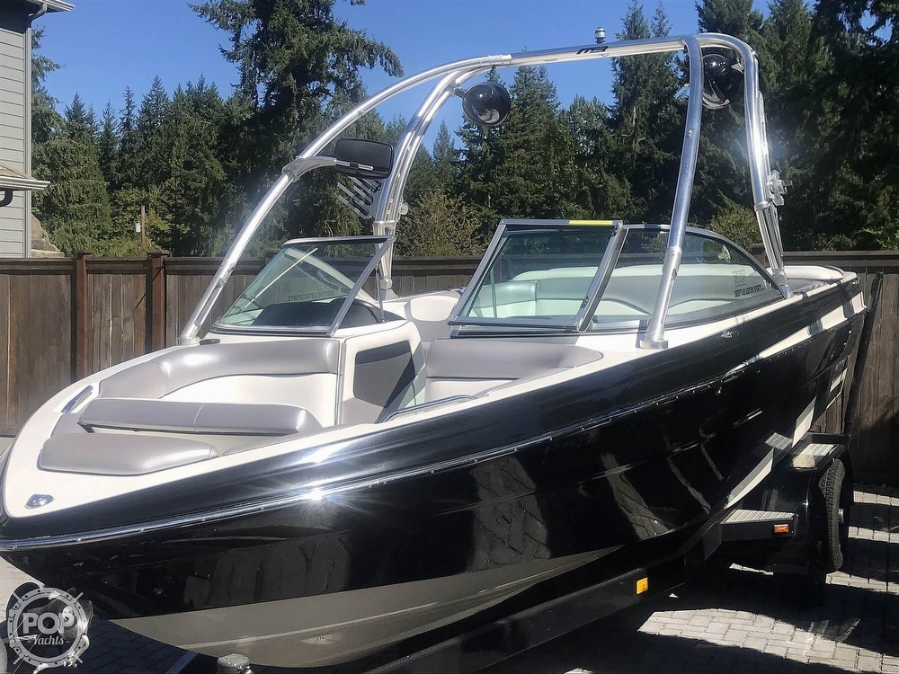 2012 MB Sports boat for sale, model of the boat is B52 Widebody 23 & Image # 2 of 40
