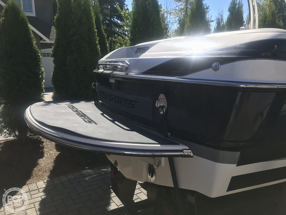 2012 MB Sports boat for sale, model of the boat is B52 Widebody 23 & Image # 27 of 40