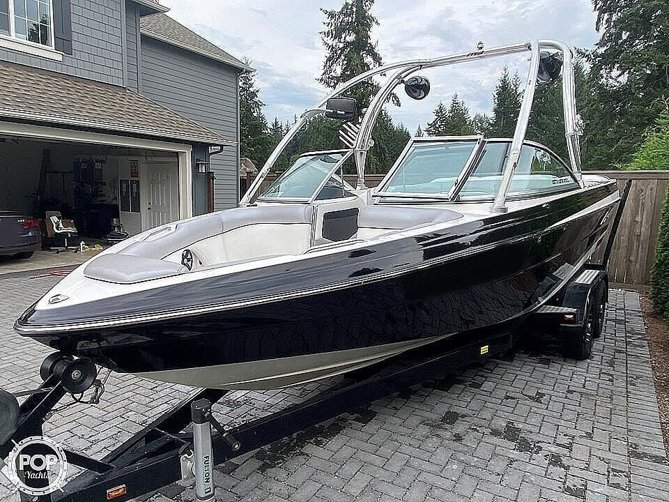 2012 MB Sports boat for sale, model of the boat is B52 Widebody 23 & Image # 3 of 40