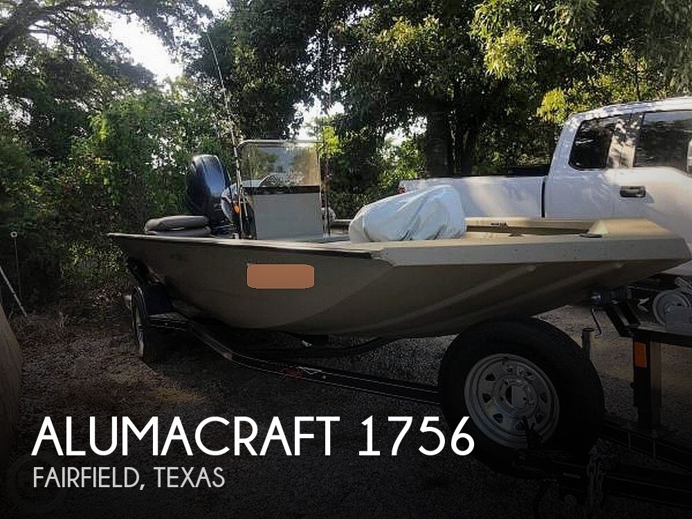 2020 ALUMACRAFT MV1756 AW CC LX for sale