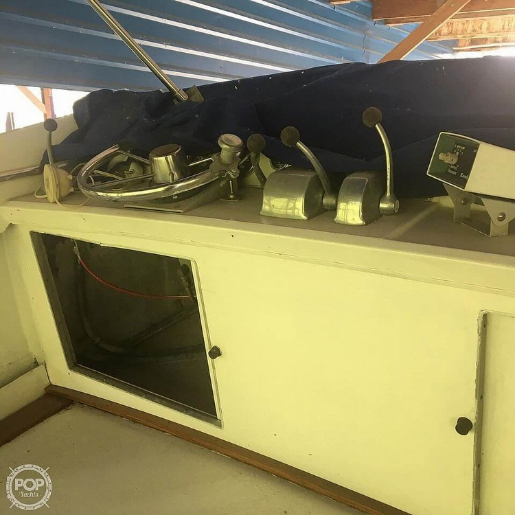 1966 Chris Craft boat for sale, model of the boat is 35 & Image # 5 of 14