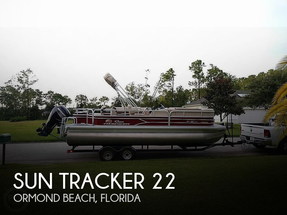 Used Sun Tracker Pontoon Boats For Sale by owner | 2018 Sun Tracker Sportfish 22 DLX