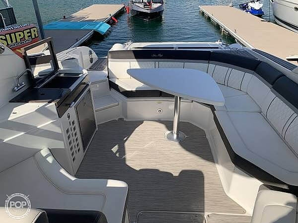 2018 Sea Ray boat for sale, model of the boat is 350 SLX & Image # 29 of 40