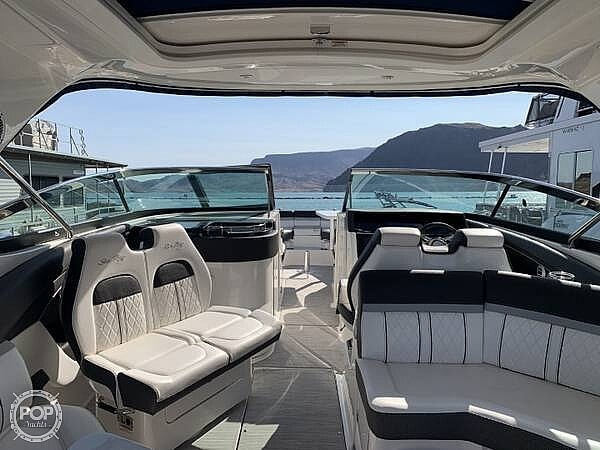 2018 Sea Ray boat for sale, model of the boat is 350 SLX & Image # 30 of 40