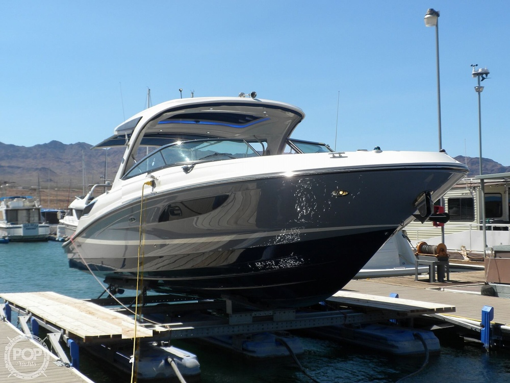 2018 Sea Ray boat for sale, model of the boat is 350 SLX & Image # 4 of 40