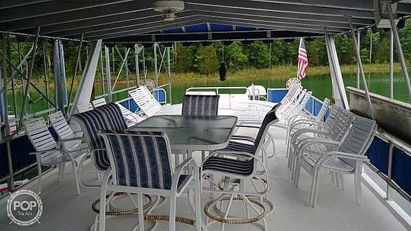 2001 Jamestowner boat for sale, model of the boat is Houseboat James & Image # 3 of 16