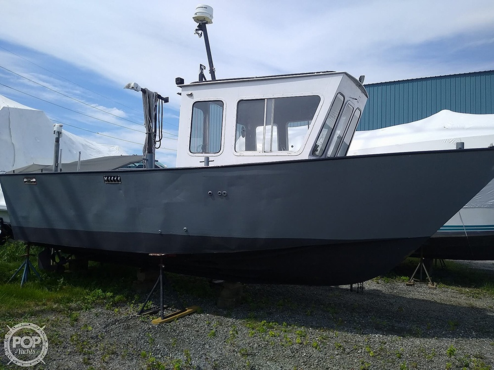 2012 Homebuilt boat for sale, model of the boat is Pilothouse 22 & Image # 3 of 40